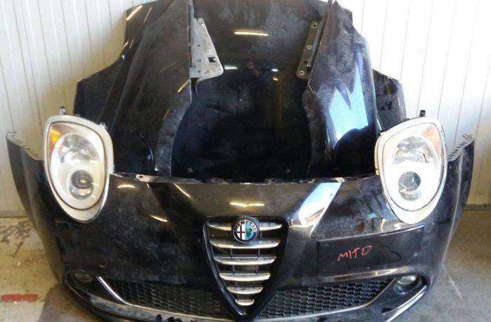 Alfa Romeo Mito – Musata