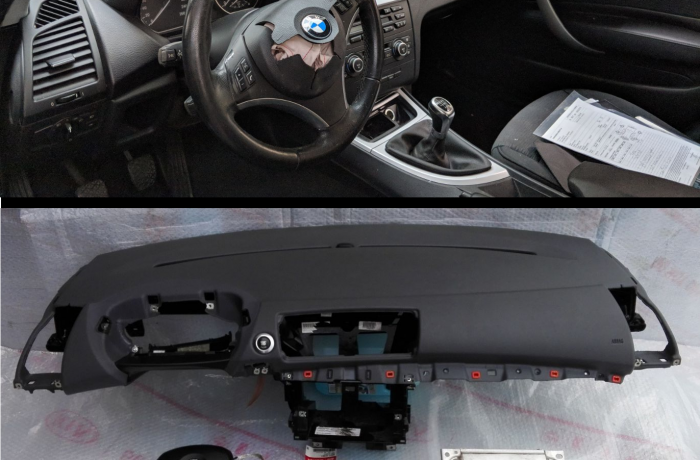 Kit Air Bag – BMW Serie 1
