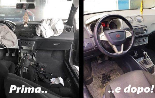 Kit Air Bag – Seat Ibiza