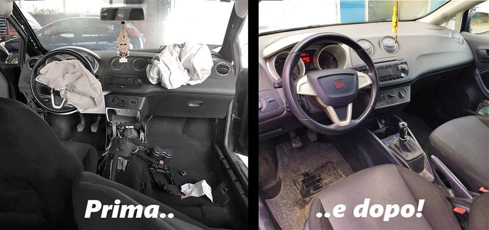 Kit Air Bag – Seat Ibiza