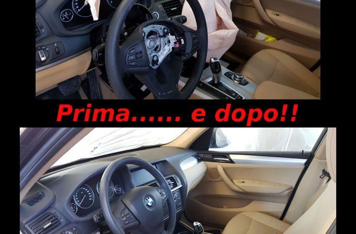 Kit Air Bag – BMW X3