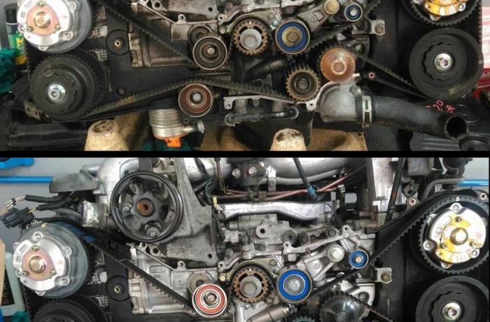 Motore – Subaru Forester